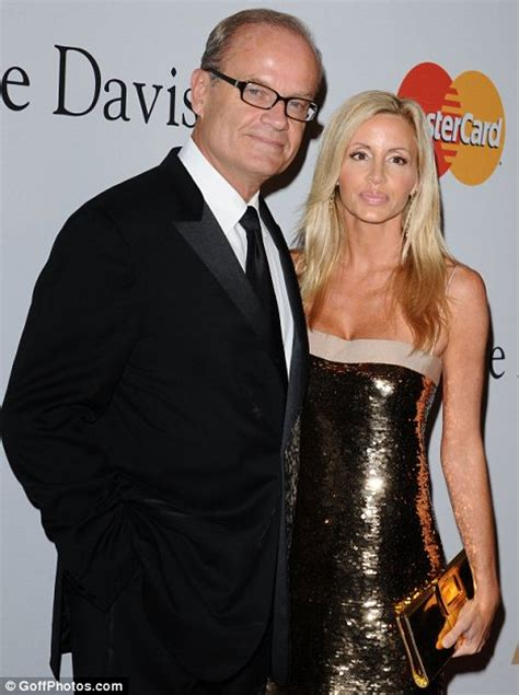 kelsey grammer wife kelsey grammer confesses to 6 month affair with kayte
