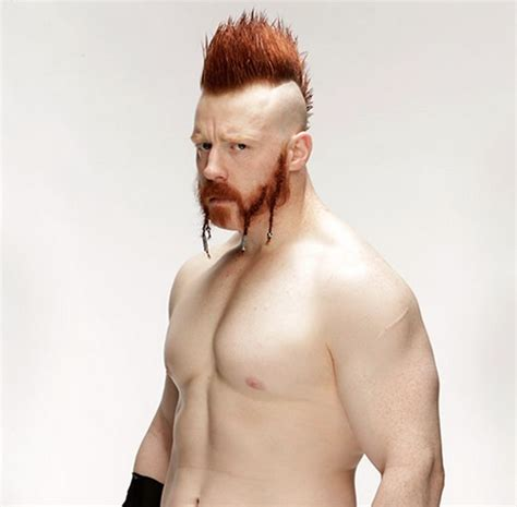 sheamus is back fella