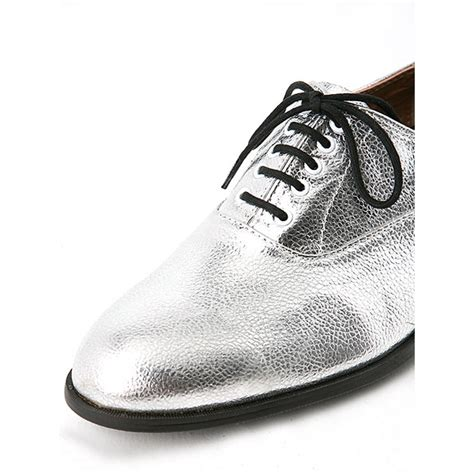 silver glitter oxford shoes mens glitter silver lace up oxfords dress shoes