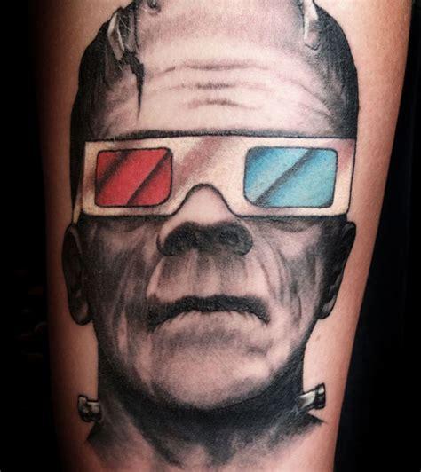 frankenstein tattoo frankenstein cakehead evil