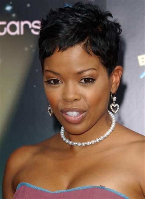 Malinda Williams Hairstyles by Malinda Williams In 2006 Bet Awards 2 Of 2 Zimbio