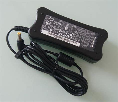 Charger Adaptor Original Lenovo Y300 Y310 Y330 Y450 Y560 19v 342a genuine ac adapter for lenovo n500 3000 g450 19v 3 42a 65w original charger power supply cord wire