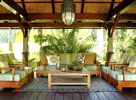 pin  anke metzger  tropical outdoor living tropical