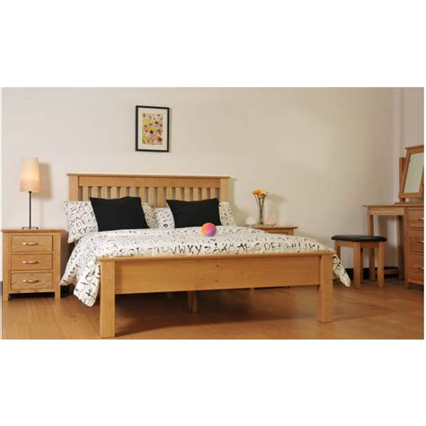 canberra solid oak furniture 6 super king size high end