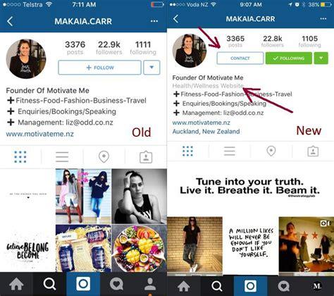 imagenes para perfil instagram instagram lanzar 225 perfiles de empresa y fotos patrocinadas