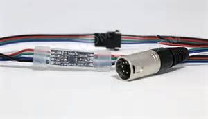 dmx rgb led strip direct dmx512a pixel by pixel control