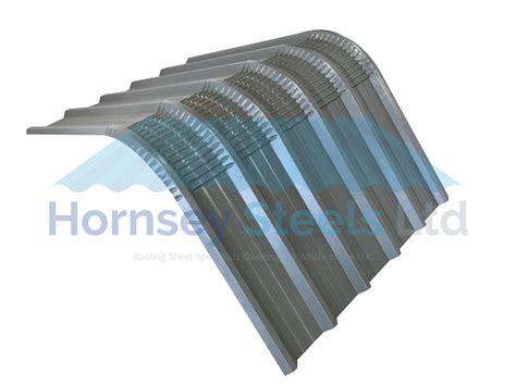 steel curved roofing sheets hornsey steels ltd