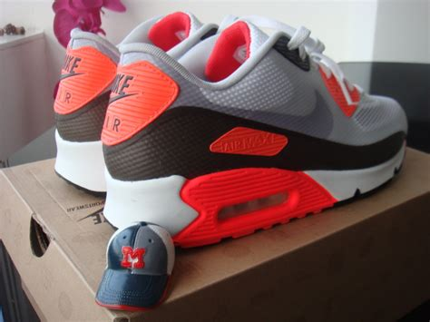 Nike Air Max 90 18 nike air max 90 hyperfuse quot infrared quot