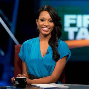 Cari champion commentator first take host cari champion is the host of