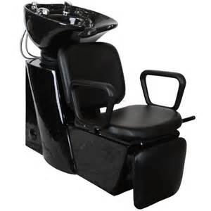 Hair Washing Chair Salon Spa Equipment Hair Washing Shampoo Backwash Bowl