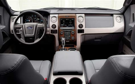 Ford F150 Interior by Styling Showdown Ford Atlas Concept Vs 2013 Ford F 150
