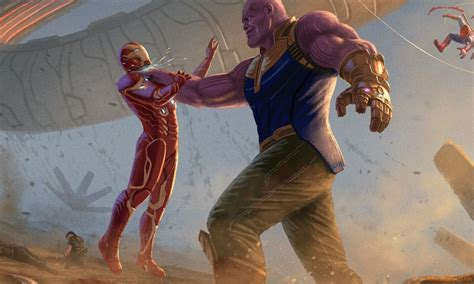 thanos wallpapers top thanos backgrounds