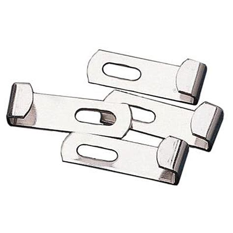 bathtub mounting clips masterpiece decor fixed mirror mounting clips 4 pack