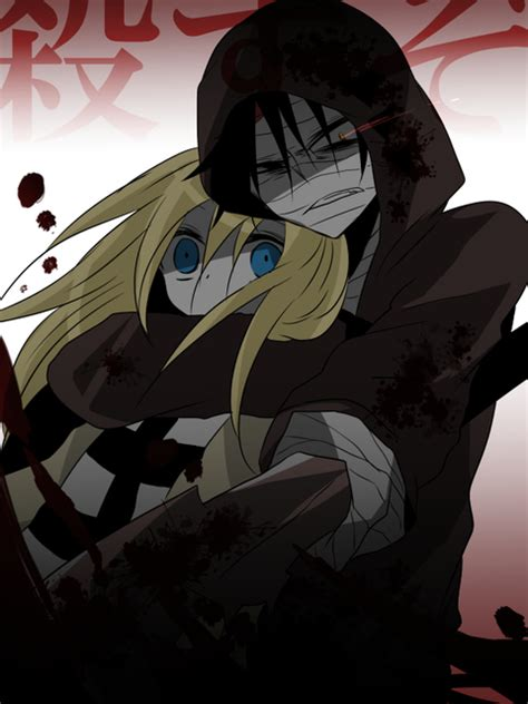 anime angel of death manga angel of slaughter fanart ray and zack angels of death