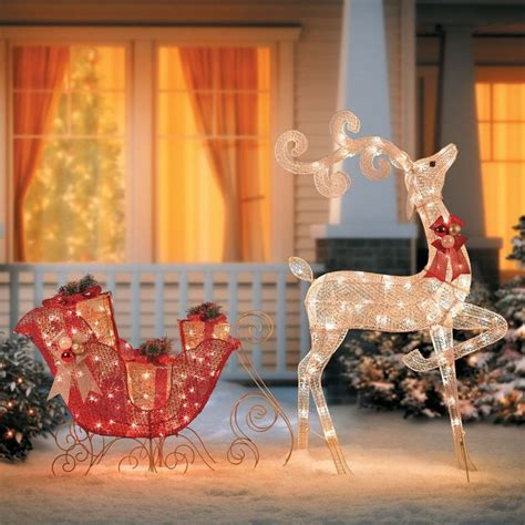 outdoor decorations deer 1000 images about outdoor decorations on