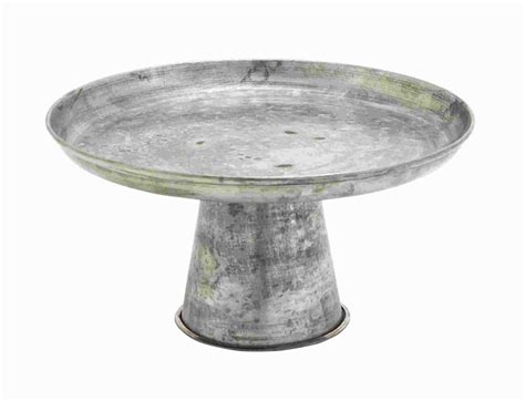 buy metal galvanized cupcake stand equipped with a sturdy wide base at wildorchidquilts net