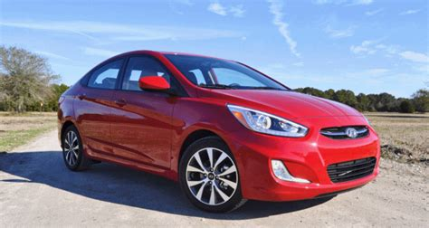 top of the line hyundai sedan 2015 hyundai accent gls sedan review