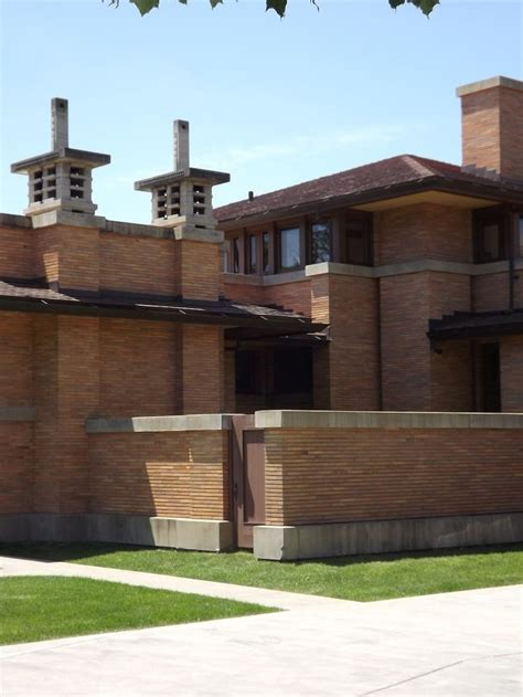 frank lloyd wright prairie style 17 best images about fllw darwin d martin house on