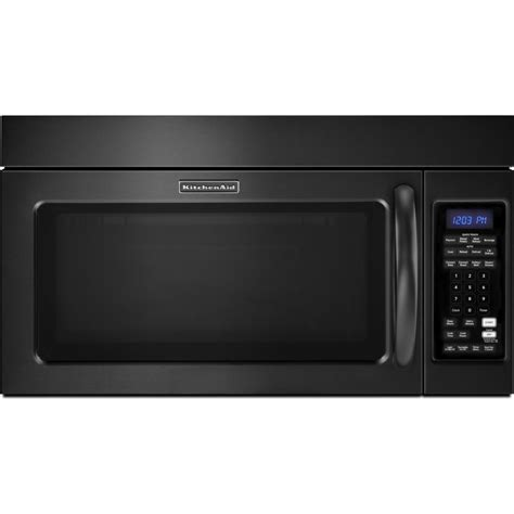 Kitchen Aid Microwaves by Kitchenaid Khmc1857wbl 1 8 Cu Ft The Range
