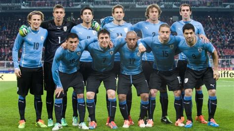 2014 fifa world cup five reasons why uruguay can win it