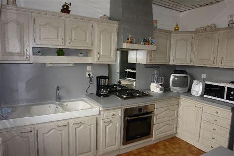 peinture cuisine meuble blanc ordinaire idee peinture cuisine meuble blanc 17 les