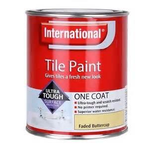 waterproof paint for showers international waterproof bathroom tile paint faded