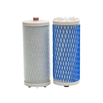 aquasana dual set counter top water filter replacement