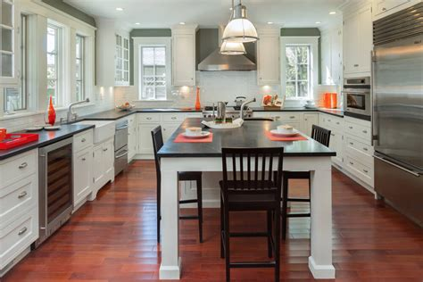 u shaped kitchen designs with island 4 tips for a better kitchen design home interior design