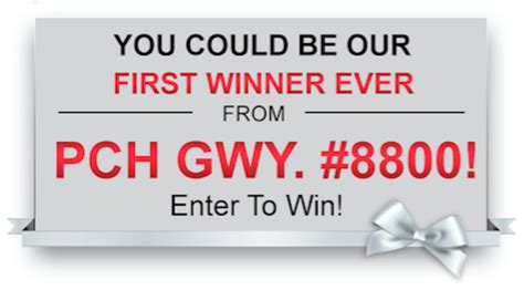 Pch Giveaway 8800 - will you be our first winner ever from pch gwy 8800 pch blog