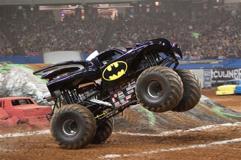 monster trucks videos batman image batman2010 jpg monster trucks wiki fandom