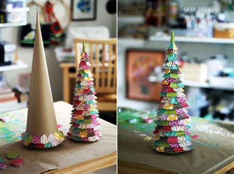 handmade christmas tree milomade