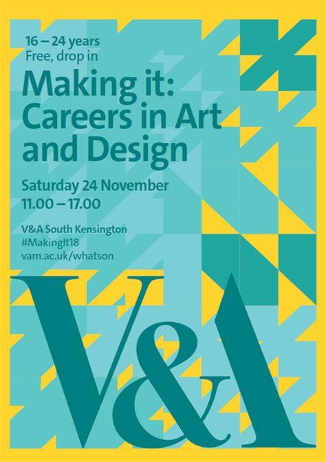 va making  careers  art  design