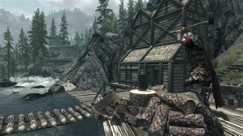 10 Must Have Skyrim Mods   Build Your Own Home   Slideshow