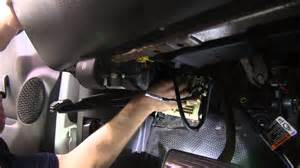 installation of a trailer brake controller on a 2004
