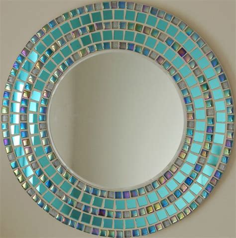 bathroom mosaic mirror best 20 round decorative mirror ideas on pinterest
