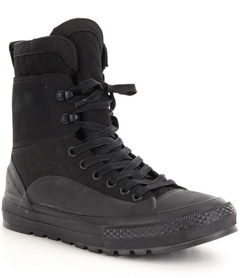 mens sneaker boot converse s chuck 174 all 174 tekoa waterproof