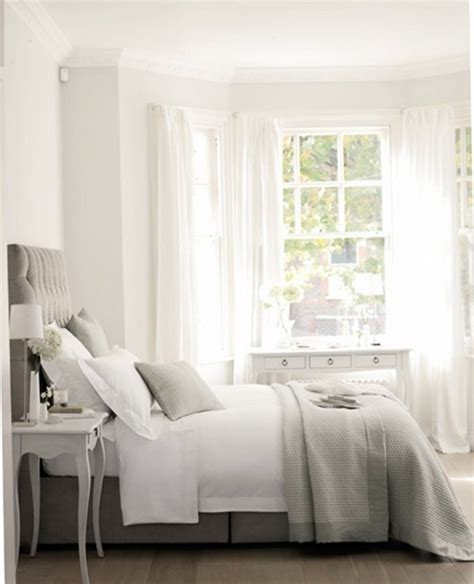 white bedroom curtains decorating ideas top 15 romantic white bedroom design for wedding