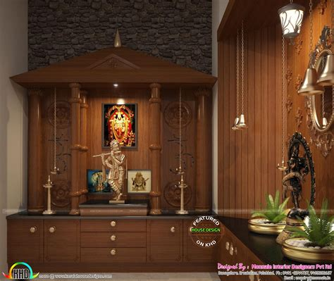 stunning pooja room designs in home gallery interior