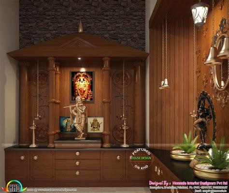 Ultra modern home with interior design   Kerala home