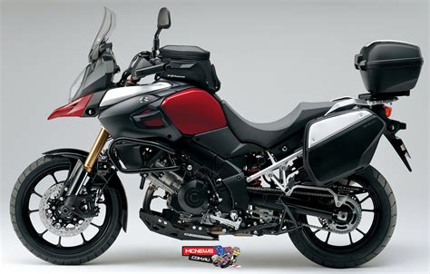 Suzuki V Strom 1000 Accessories by Suzuki Dl1000 2014 Accessory Images