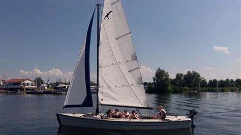 open zeilboot huren zeeland watersportschool frissen zeilboot verhuur