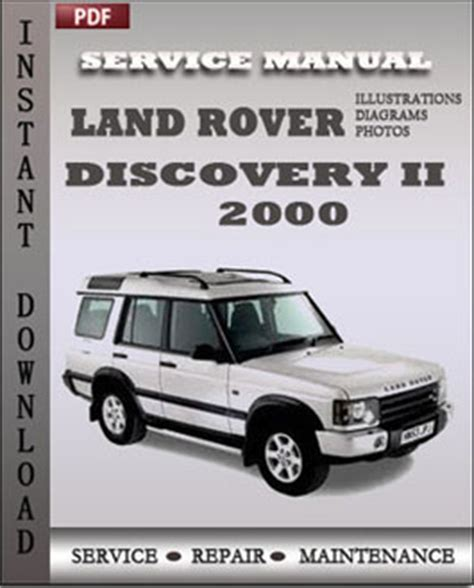 land rover discovery 2 2000 repair manual pdf online servicerepairmanualdownload com