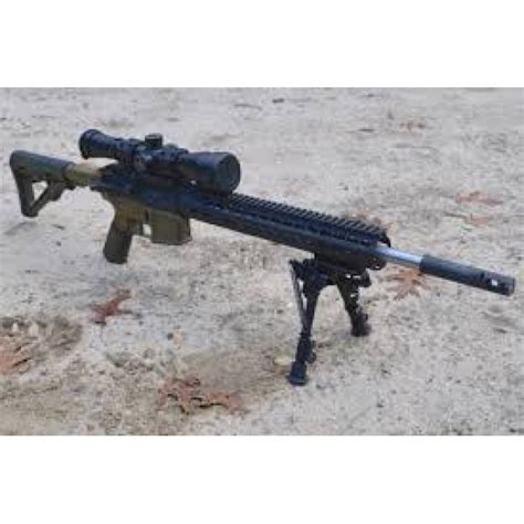 Grendel Stainless Tebal Sheelock 6 22 quot ar 15 6 5 grendel stainless steel competition bull assembly this drop in will