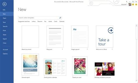 live layout word 2013 what s new in microsoft word 2013 review