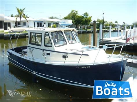 acadia 25 lobster boat for sale daily boats buy - Lobster Boat Acadia