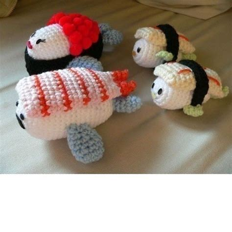amigurumi sushi pattern free english crochet patterns amigurumi amigurumi sushi