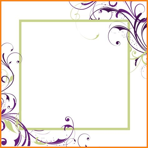 Design Is Blank | 8 menu design blank reporter resume