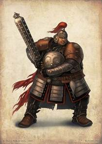 paizo char asian warrior by devburmak on deviantart
