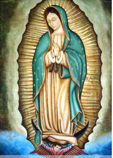 fotos de la virgen de guadalupe mexico gratis virgen de guadalupe hernando l 211 pez pe 209 a artelista com en