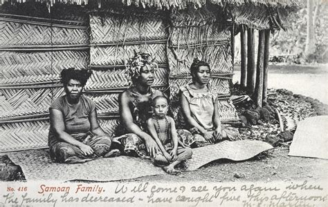 file samoan family c 1909 jpg wikimedia commons